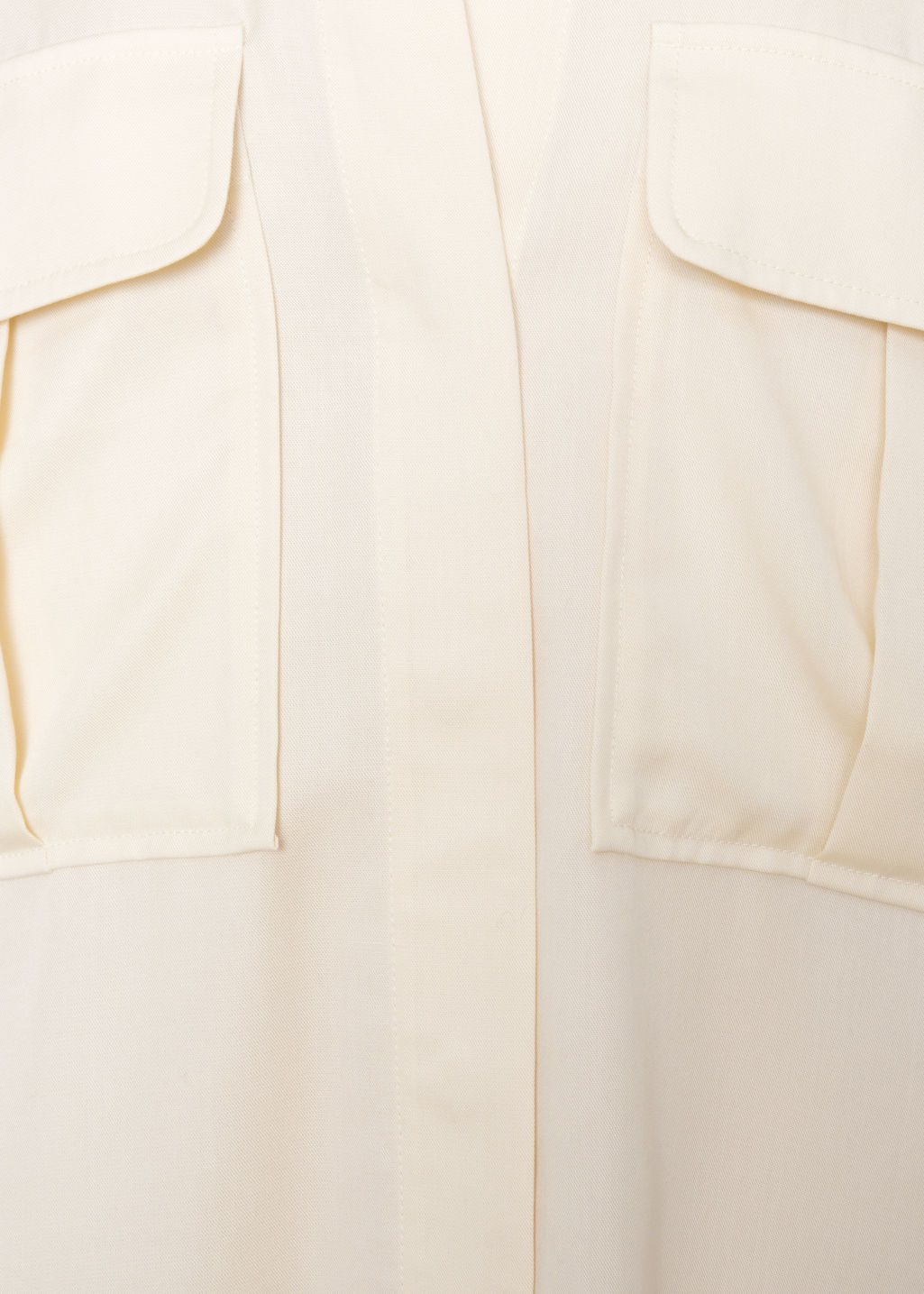 Detailed image of Stories pocket shirt in beige