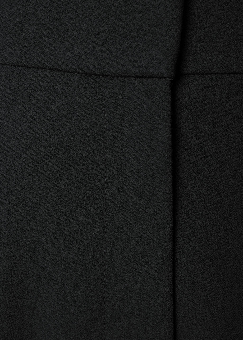 Detailed image of Stories creased trousers in black