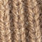 Fabric Swatch image of Stories soft knit beanie in beige