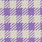 Fabric Swatch image of Stories houndstooth mini skirt in purple