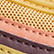 Fabric Swatch image of Stories nike air max 97 lea in orange