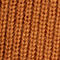 Fabric Swatch image of Stories wool blend turtleneck in orange