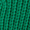 Fabric Swatch image of Stories belted v-neck cotton cardigan in green