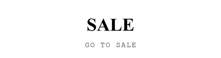 SALE. GO TO SALE.